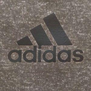 Adidas Ultimate Grey T-shirt Size: M